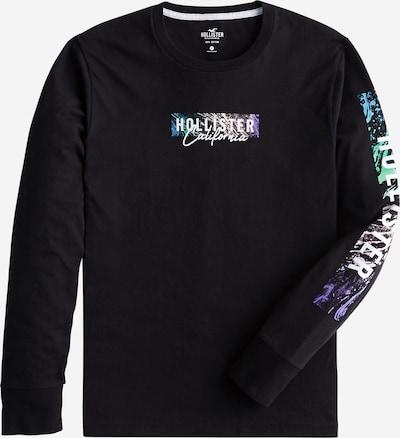 HOLLISTER T-Shirt en noir, Vue avec produit