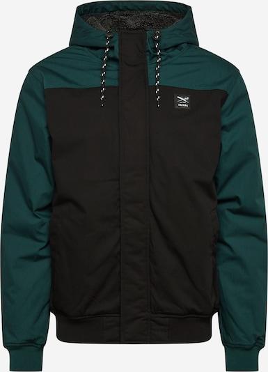 Iriedaily Zimska jakna u tamno zelena / crna, Pregled proizvoda