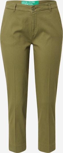 Pantaloni UNITED COLORS OF BENETTON pe kaki, Vizualizare produs