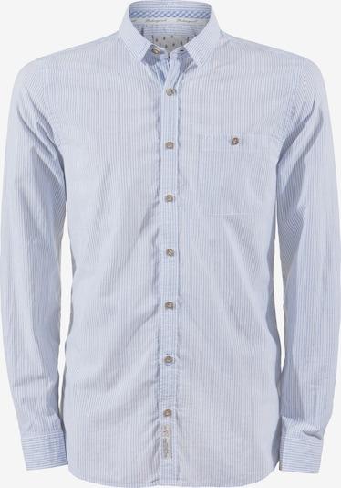 STOCKERPOINT Hemd 'Ryan' in rauchblau, Produktansicht