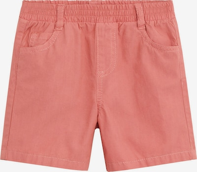 MANGO KIDS Shorts 'GOMA' in hellrot, Produktansicht