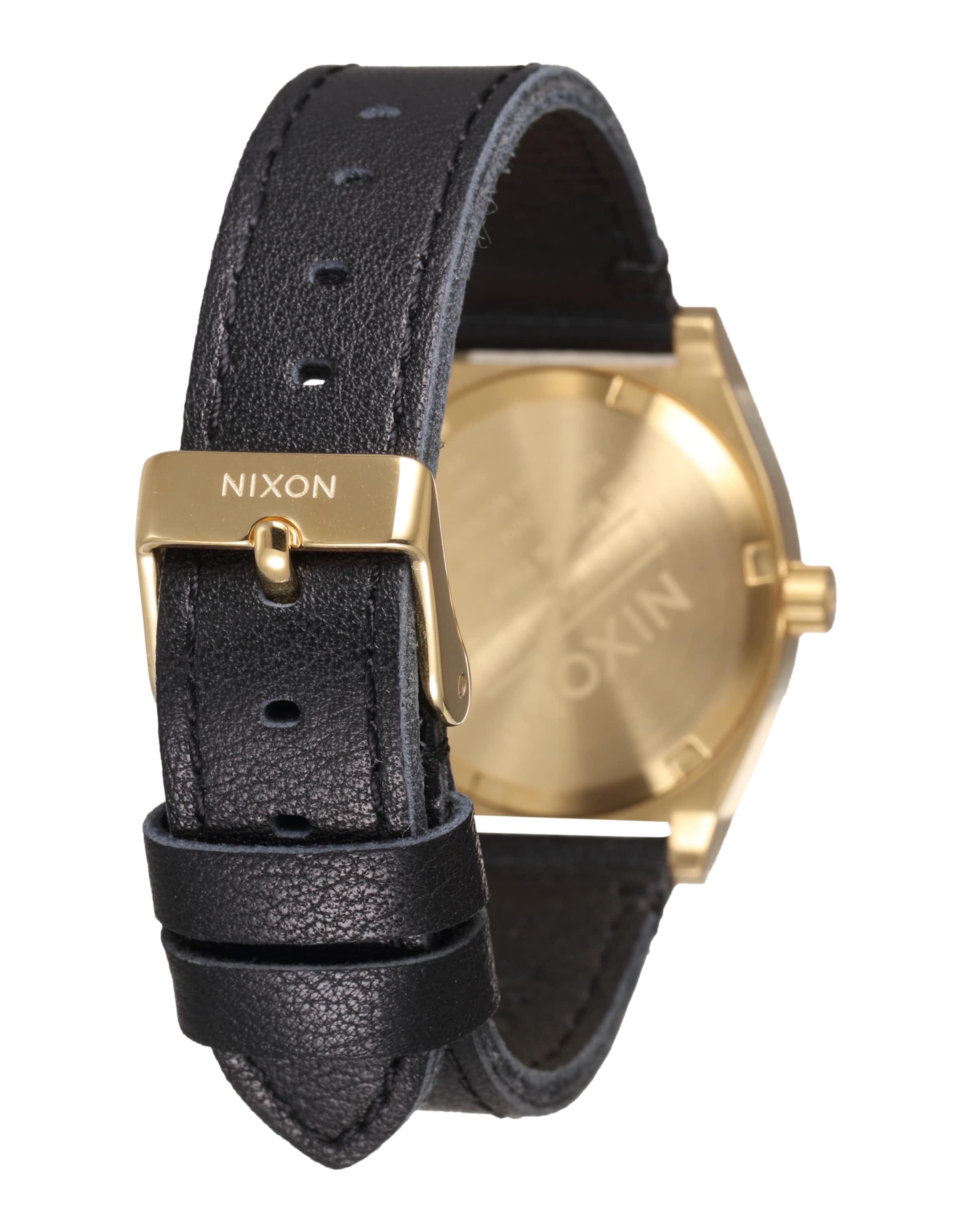 Erhalten Zu Kaufen Neue Nixon Armbanduhr 'Medium Time Teller' jRfVM4wGP