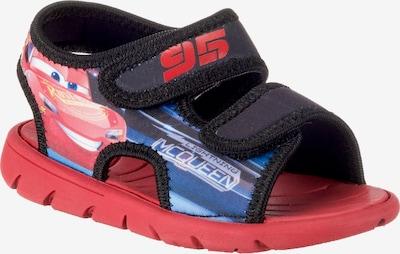 DISNEY Disney Cars Sandalen für Jungen in schwarz, Produktansicht