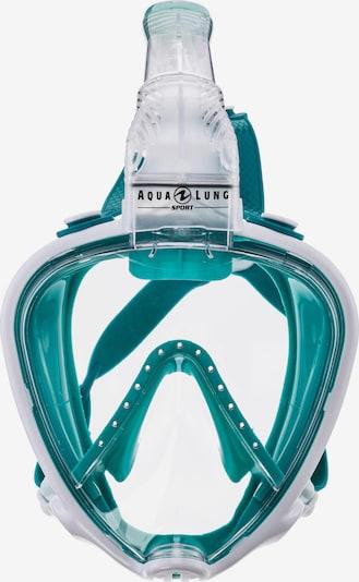 Aqua Lung Sport Schnorchelset in türkis / weiß, Produktansicht
