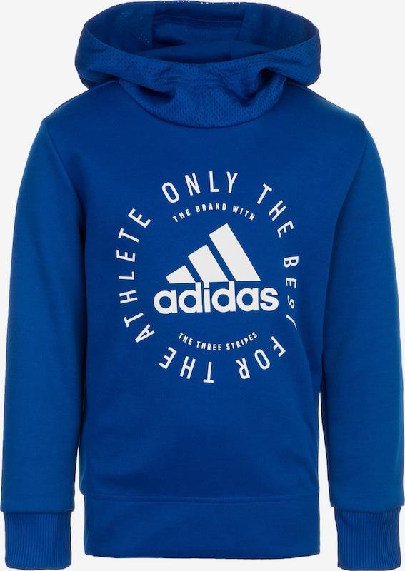 ADIDAS PERFORMANCE Sweatshirt 'Sid Po' in Blau   ABOUT YOU