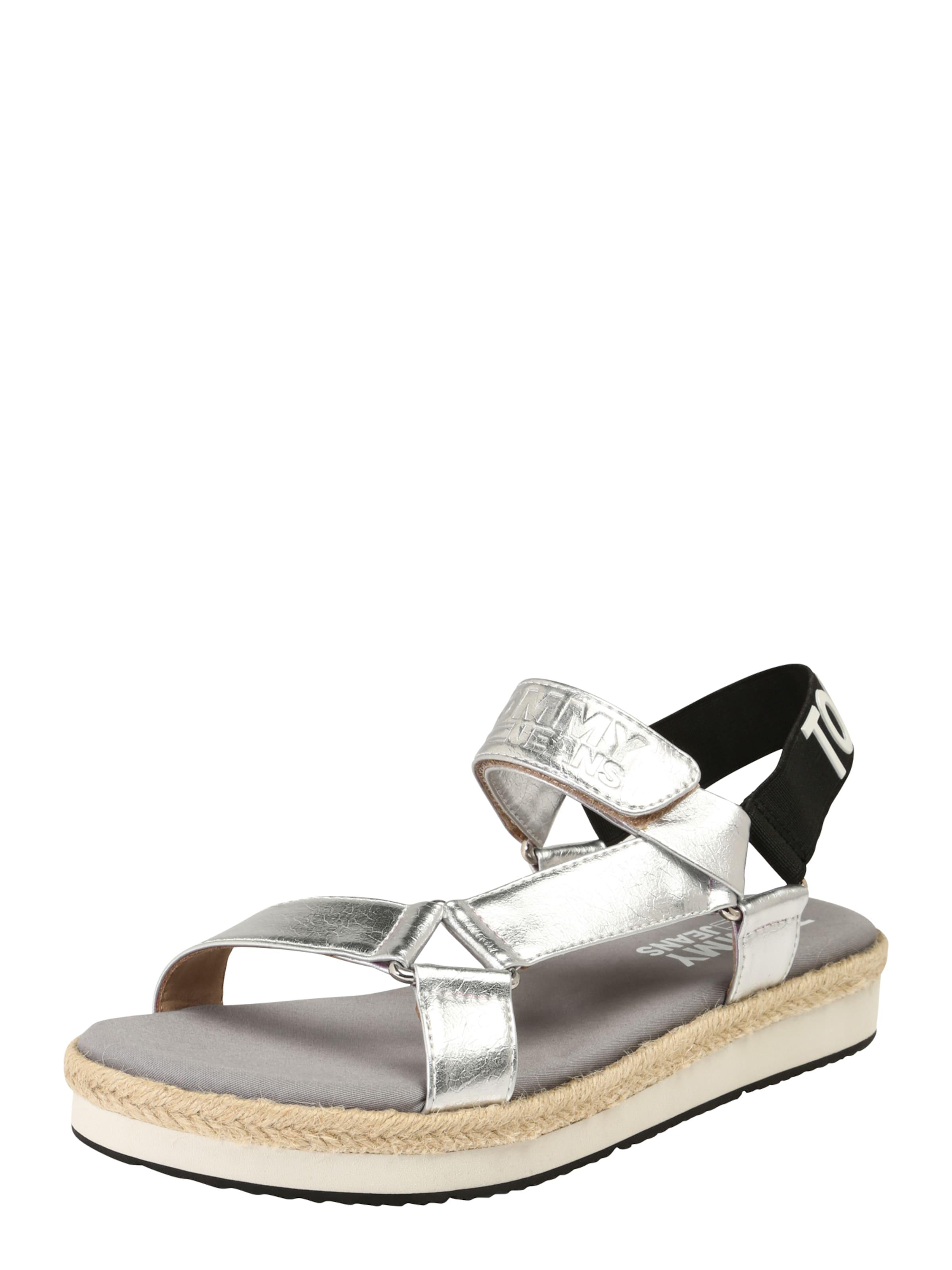 Sandale FRESH MODERN METALLIC Tommy Jeans nqnsyc4398 Schuhe