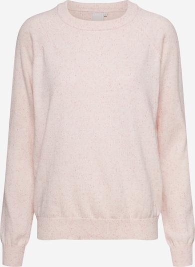 ICHI Pullover in rosa, Produktansicht