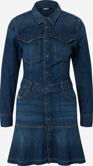 DIESEL Kleid 'DE-JOANA' in blue denim, Produktansicht