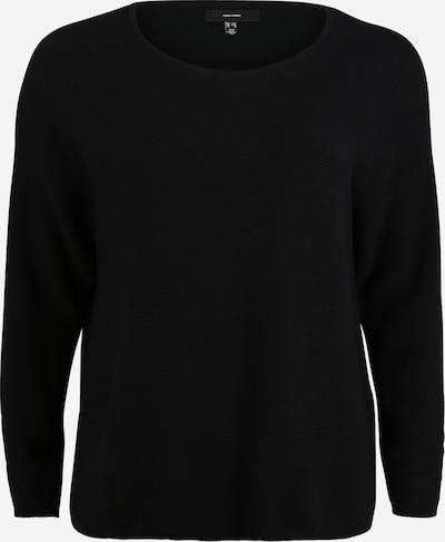 Vero Moda Curve Pullover 'Natascha' in schwarz, Produktansicht