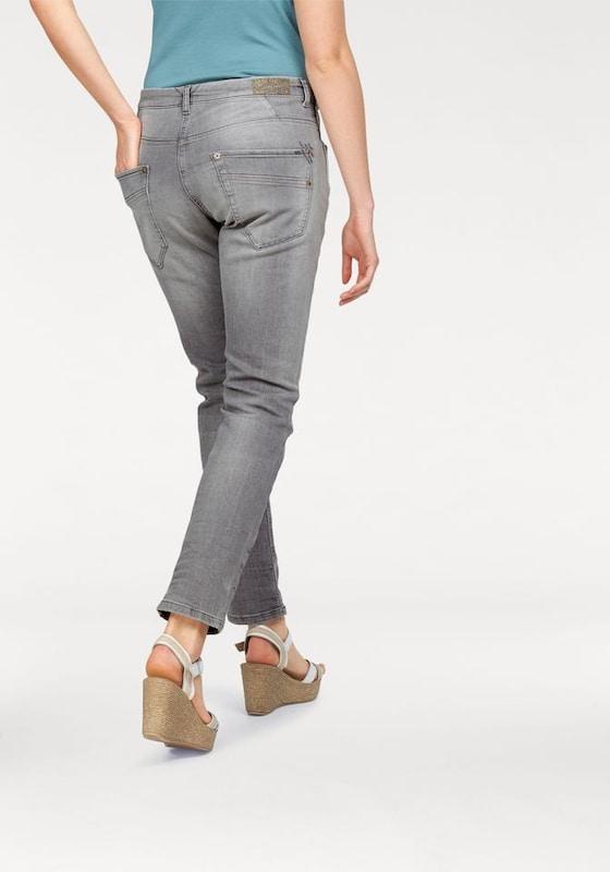 MAC Stretch-Jeans 'Sexy Carrot'