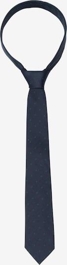 SEIDENSTICKER Krawatte ' Schwarze Rose ' in grün / schwarz, Produktansicht