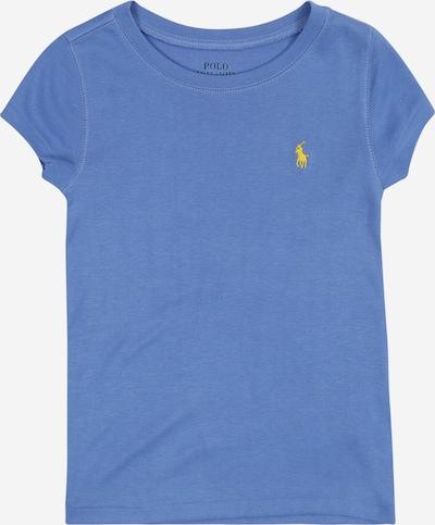 POLO RALPH LAUREN Koszulka 'SS CN TEE-TOPS-KNIT' w kolorze jasnoniebieski / żółtym, Podgląd produktu