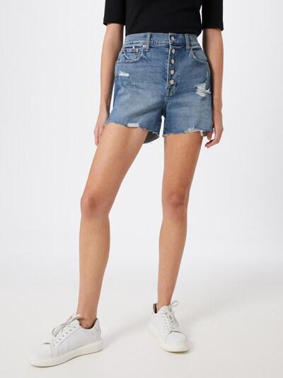 GAP Shorts 'V-WW HR' in blue denim, Modelansicht