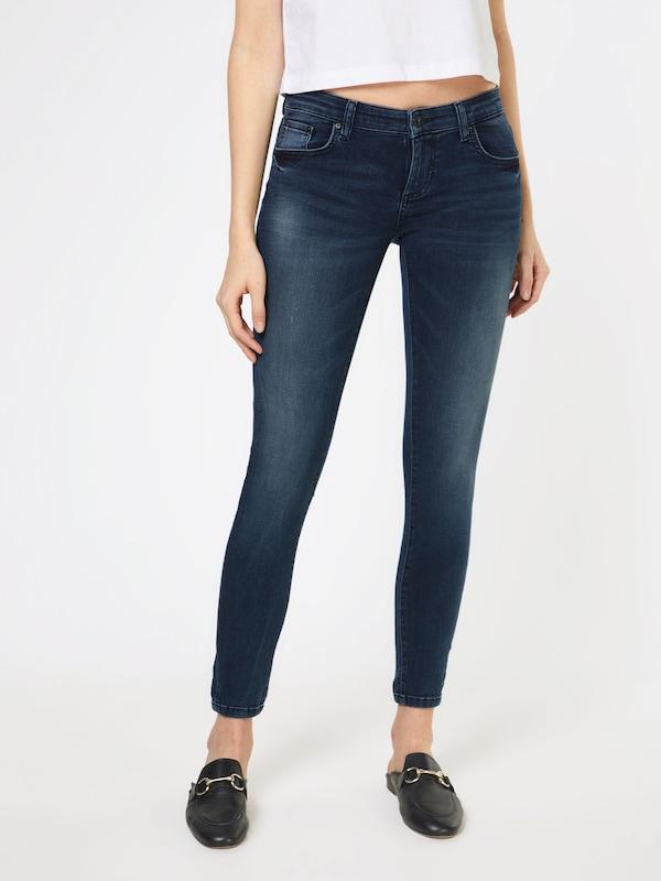 Skinny Skinny Ltb 'mina' Blau 'mina' Ltb Jeans wFIdvq