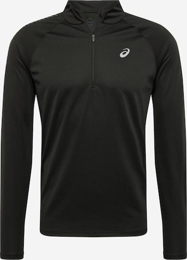 ASICS Športna majica | črna barva, Prikaz izdelka