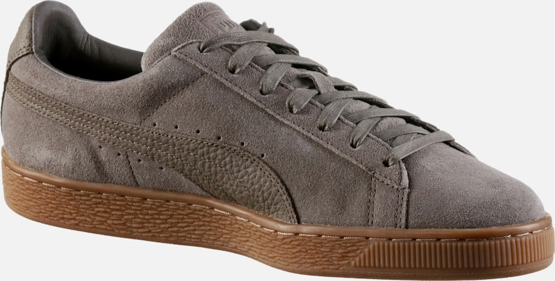 PUMA 'Suede Classic Natural Warmth' Sneaker Herren