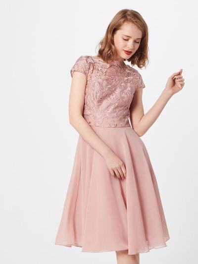 Chi Chi London Kleid 'Chi Chi Genevive' in rosé, Modelansicht