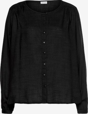 BUFFALO - Blusa en negro