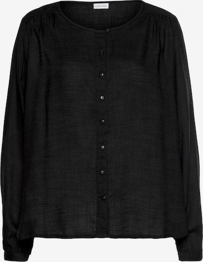 BUFFALO Strandbluse in schwarz, Produktansicht