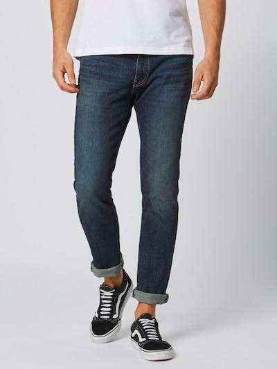 LEVI'S Jeans '511' in de kleur Blauw denim, Modelweergave