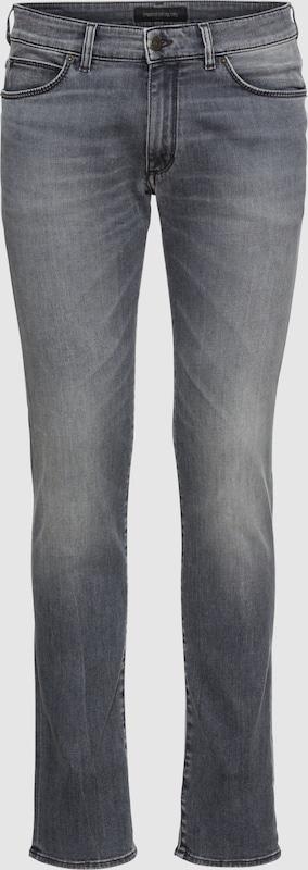 DRYKORN Jeans 'Jaw' in grau denim  Große Preissenkung