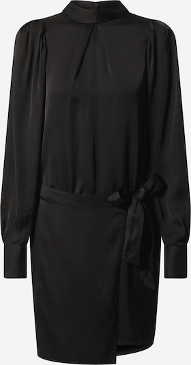 Designers Remix Robe 'Emmy' en noir, Vue avec produit