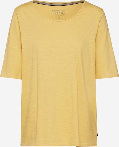 ESPRIT Shirt in gelb, Produktansicht