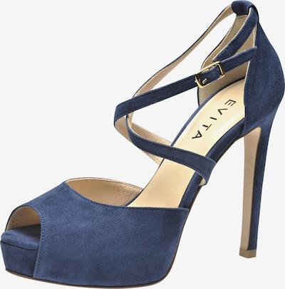 EVITA Pumps in de kleur Blauw, Productweergave