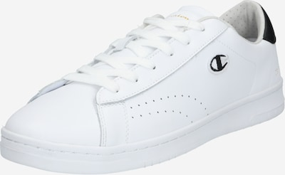 Champion Authentic Athletic Apparel Sneaker in schwarz / weiß, Produktansicht