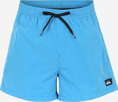 QUIKSILVER Shorts de bain en bleu: Vue de face