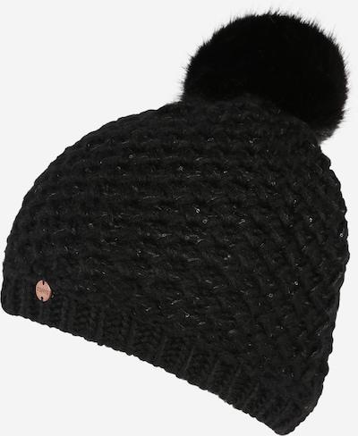 ESPRIT Mütze 'Sequin Honey Bean' in schwarz, Produktansicht