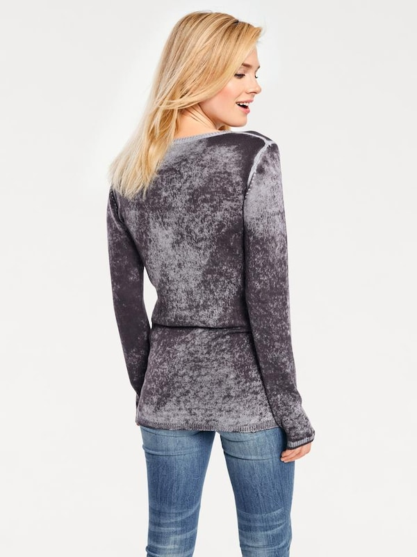 Bc Best Connections By Heine Print Pullover With Sequins