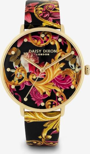 DAISY DIXON Uhr in mischfarben / schwarz, Produktansicht