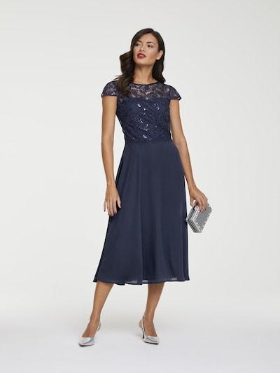 heine Společenské šaty 'Timeless' - marine modrá, Model/ka