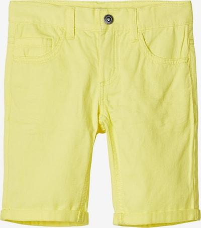 NAME IT Shorts in gelb, Produktansicht