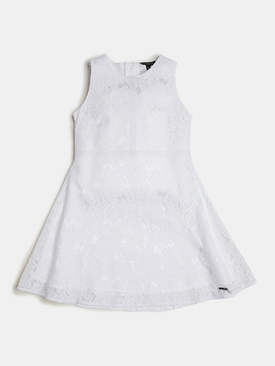 GUESS KIDS Guess Kids KLEID SPITZE in weiß, Produktansicht