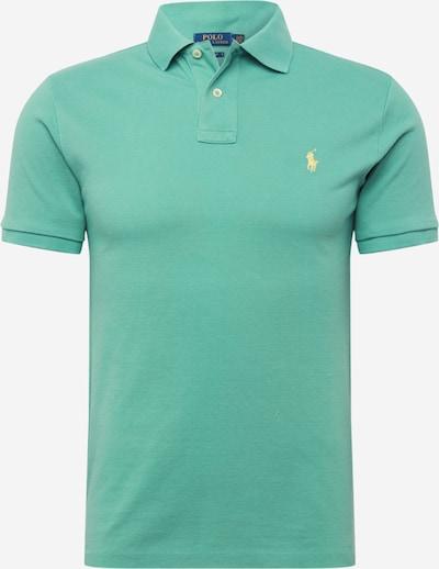 POLO RALPH LAUREN T-Shirt en vert: Vue de face