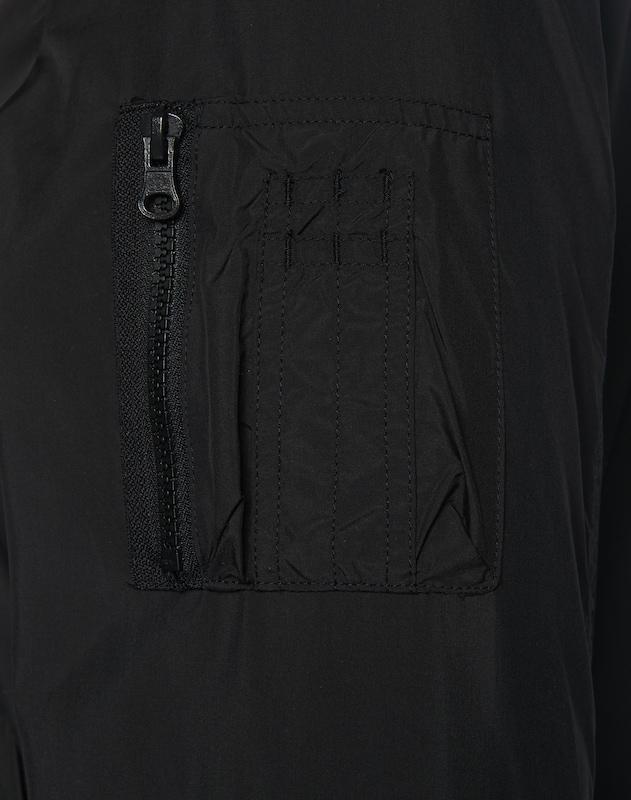 'light Jacket' Veste Mi Urban Classics Bomber Noir saison En 3R5jLq4A