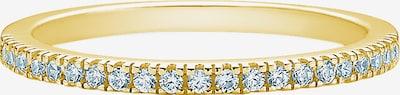 ID Fine Bague 'Simplicity' en or, Vue avec produit