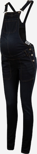 LOVE2WAIT Latzjeans 'Salopette' in blue denim, Produktansicht