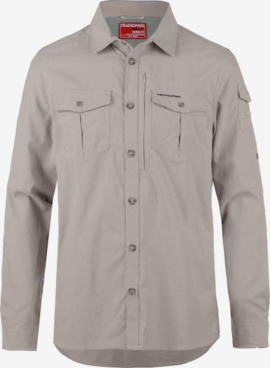 CRAGHOPPERS Funkční košile 'NosiLife Adventure' - tmavě béžová, Produkt