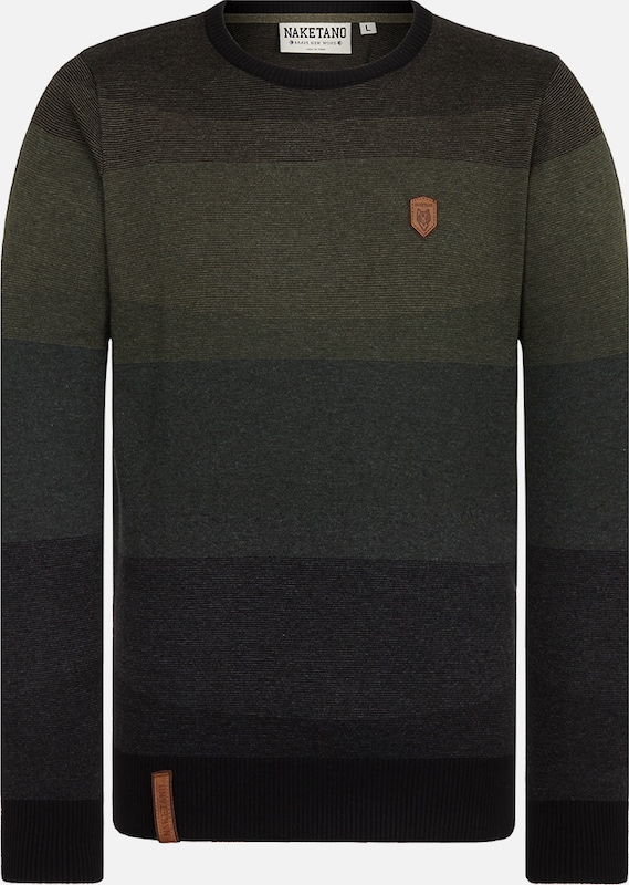 naketano Knit Pullover