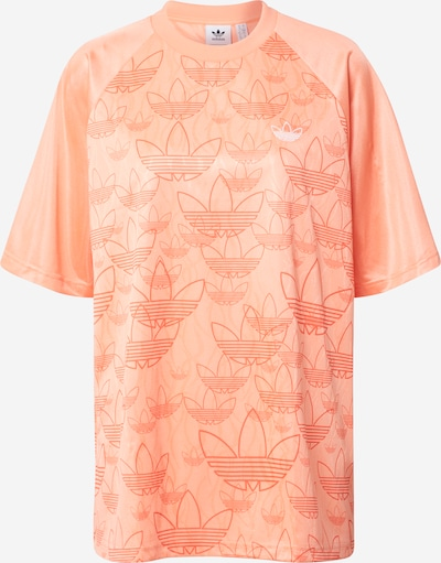 ADIDAS ORIGINALS Shirt in de kleur Abrikoos, Productweergave