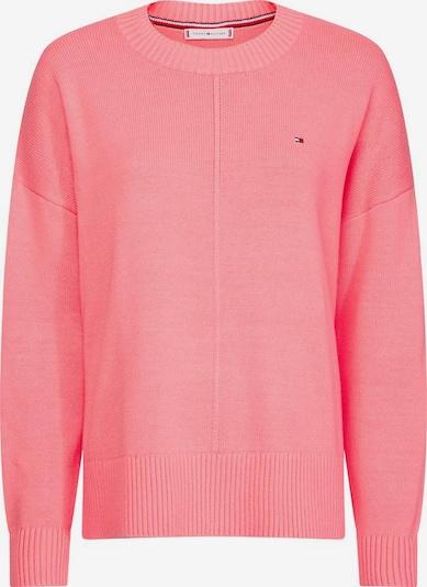 TOMMY HILFIGER Rundhalspullover 'KESHA C' in pink, Produktansicht