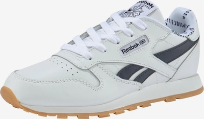 Reebok Classic Sneakers 'Classic Leather' in de kleur Donkerblauw / Wit, Productweergave