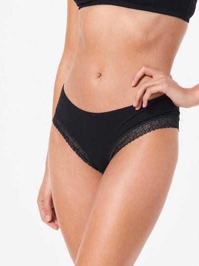 Underprotection Spodnje hlačke 'Bea' | črna barva: Frontalni pogled