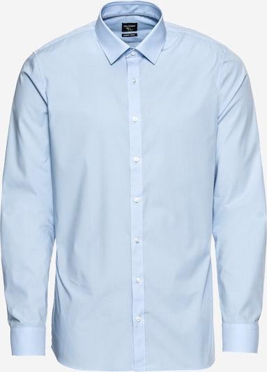 OLYMP Hemd 'No. 6 Uni Pop' in blau, Produktansicht