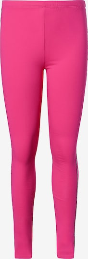 TOM TAILOR Leggings in pink / schwarz, Produktansicht