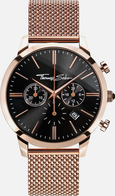 Thomas Sabo Chronograph »REBEL SPIRIT CHRONO, WA0246«