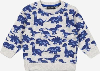 BLUE SEVEN Sweatshirt in blau / grau, Produktansicht